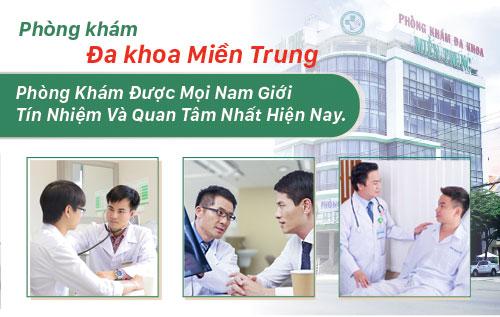 Phòng khám Đa khoa Miền Trung - Phòng khám tư nhân uy tín chất lượng nhất Đà Nẵng