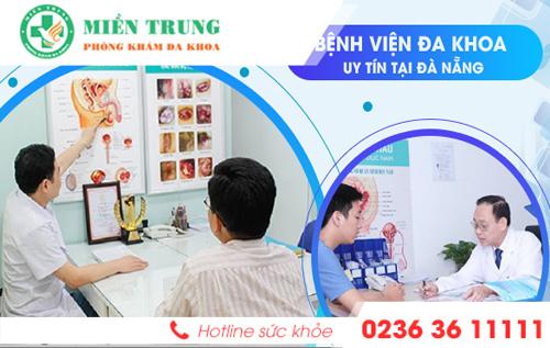 Bệnh viện đa khoa chuyên nghiệp, uy tín tại Đà Nẵng