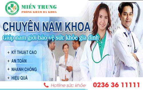 Bệnh viện nam khoa uy tín số 1 tại TP. Đà Nẵng