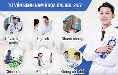 [Đà Nẵng] Kênh tư vấn nam khoa trực tuyến uy tín, miễn phí 24/24