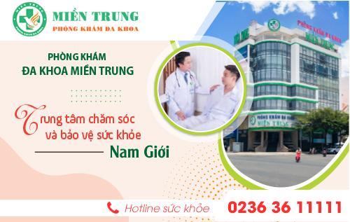 Phòng khám nam khoa hàng đầu tại TP. Đà Nẵng