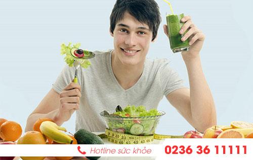 Sau khi chỉnh hình dương vật nam giới cần bổ sung những dưỡng chất nào?