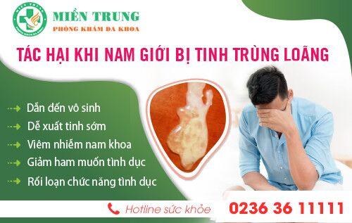 Dấu hiệu nhận biết tinh trùng loãng và cách điều trị