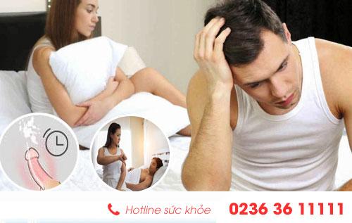 Xuất tinh sớm: cách phòng chống và chữa trị hiệu quả, kéo dài thời gian quan hệ